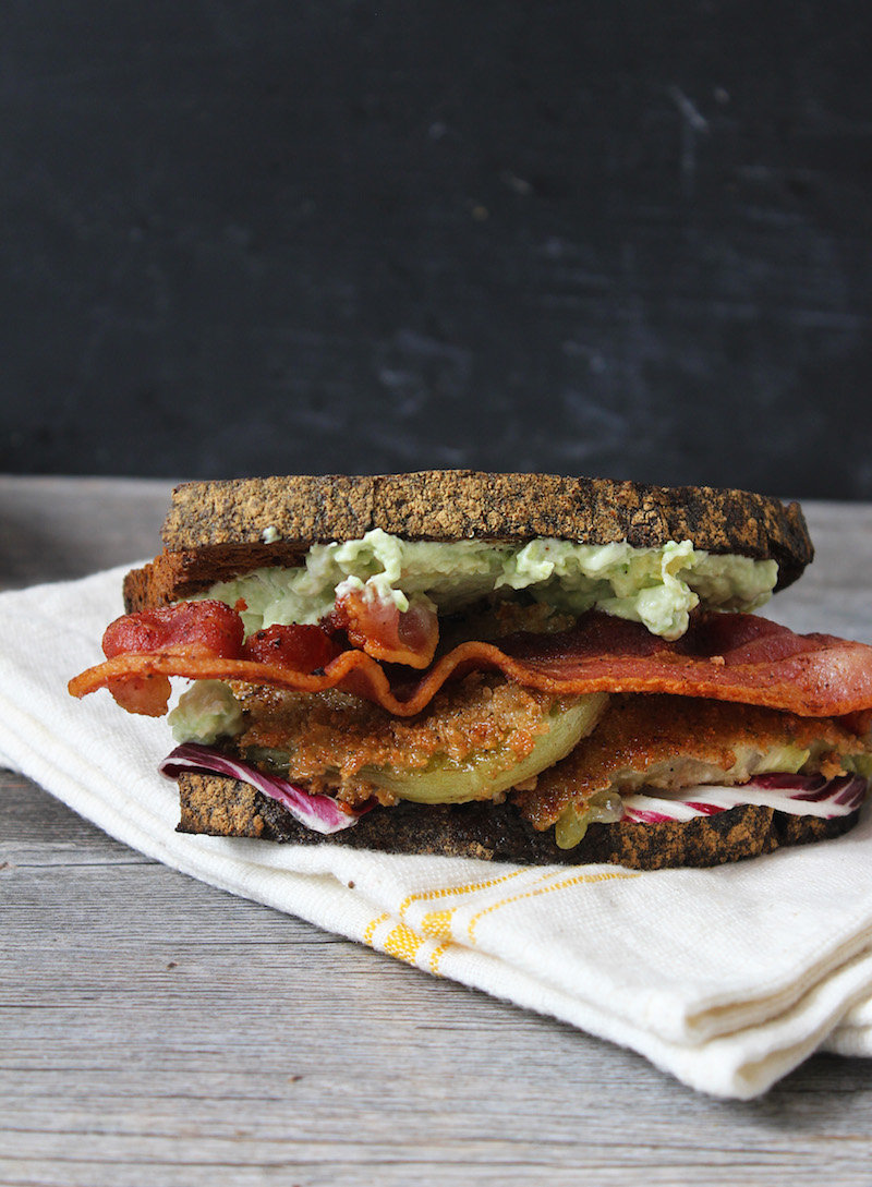 fried-green-tomato-BLT-recipe
