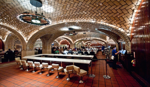 Grand Central Oyster Bar: Recommended by: Yale Breslin (Editor-in-Chief, Industrie Magazine)