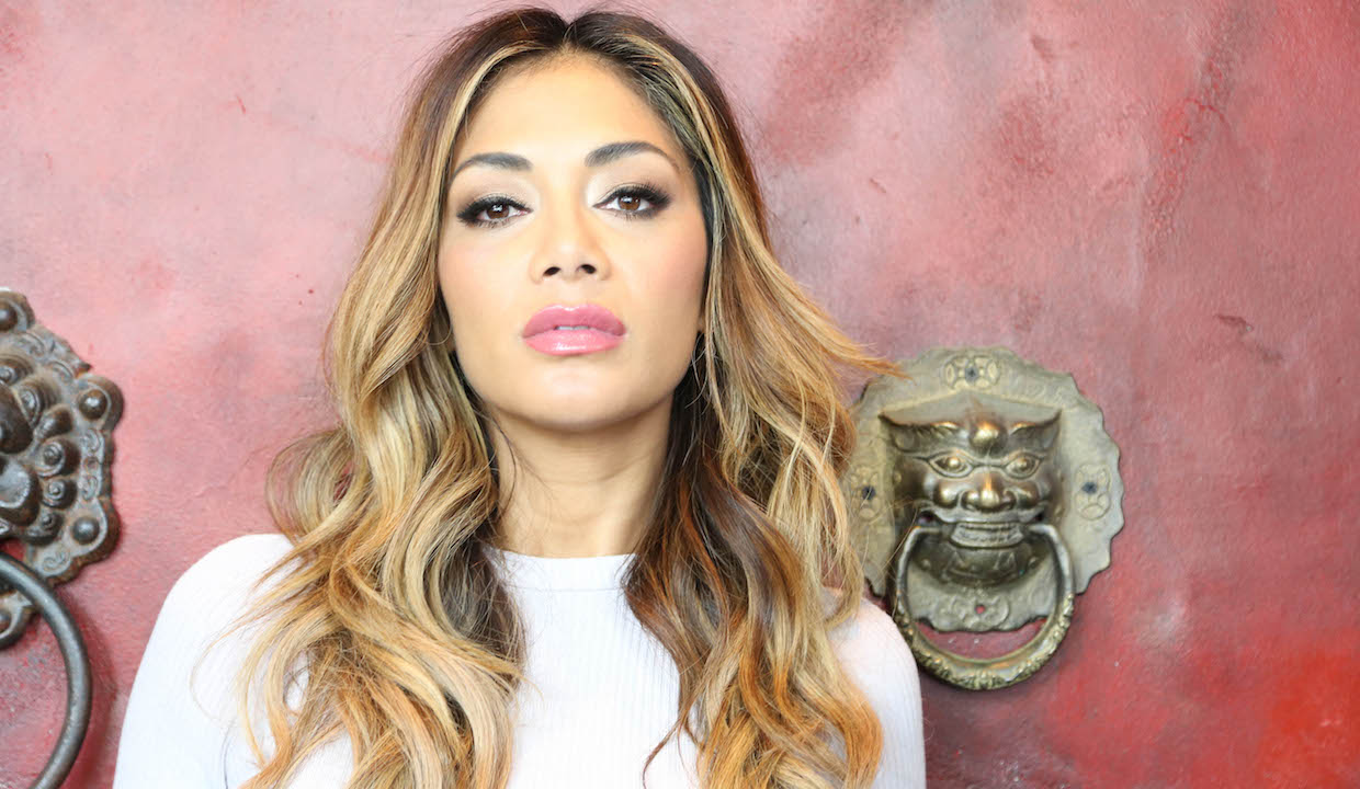 The Pussycat Dolls' Nicole Scherzinger: Loves Hot Water with Ginger & Pressed Juices
