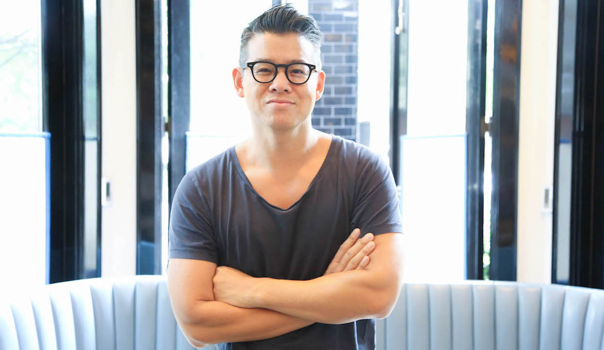 Designer Peter Som: On Anthropologie & The Importance of a Crisp White Shirt