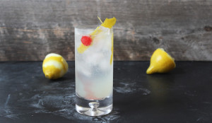 drinks with gin