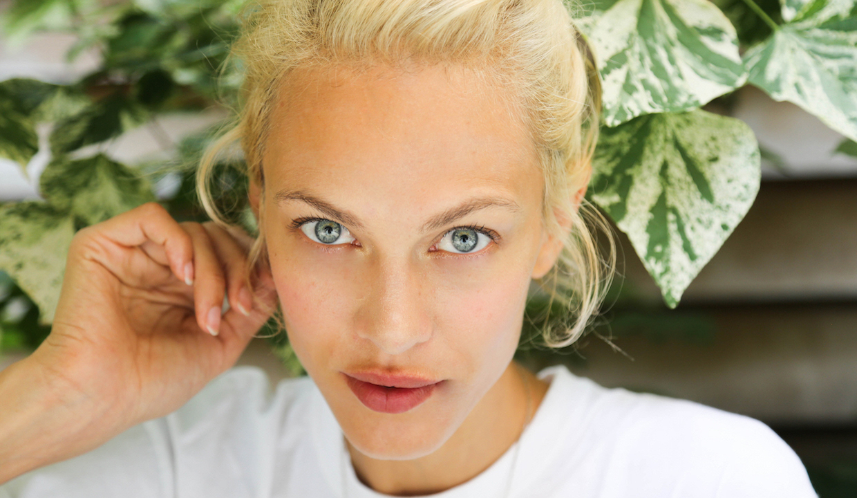Model Aymeline Valade: On Natural Skincare & How To Look French