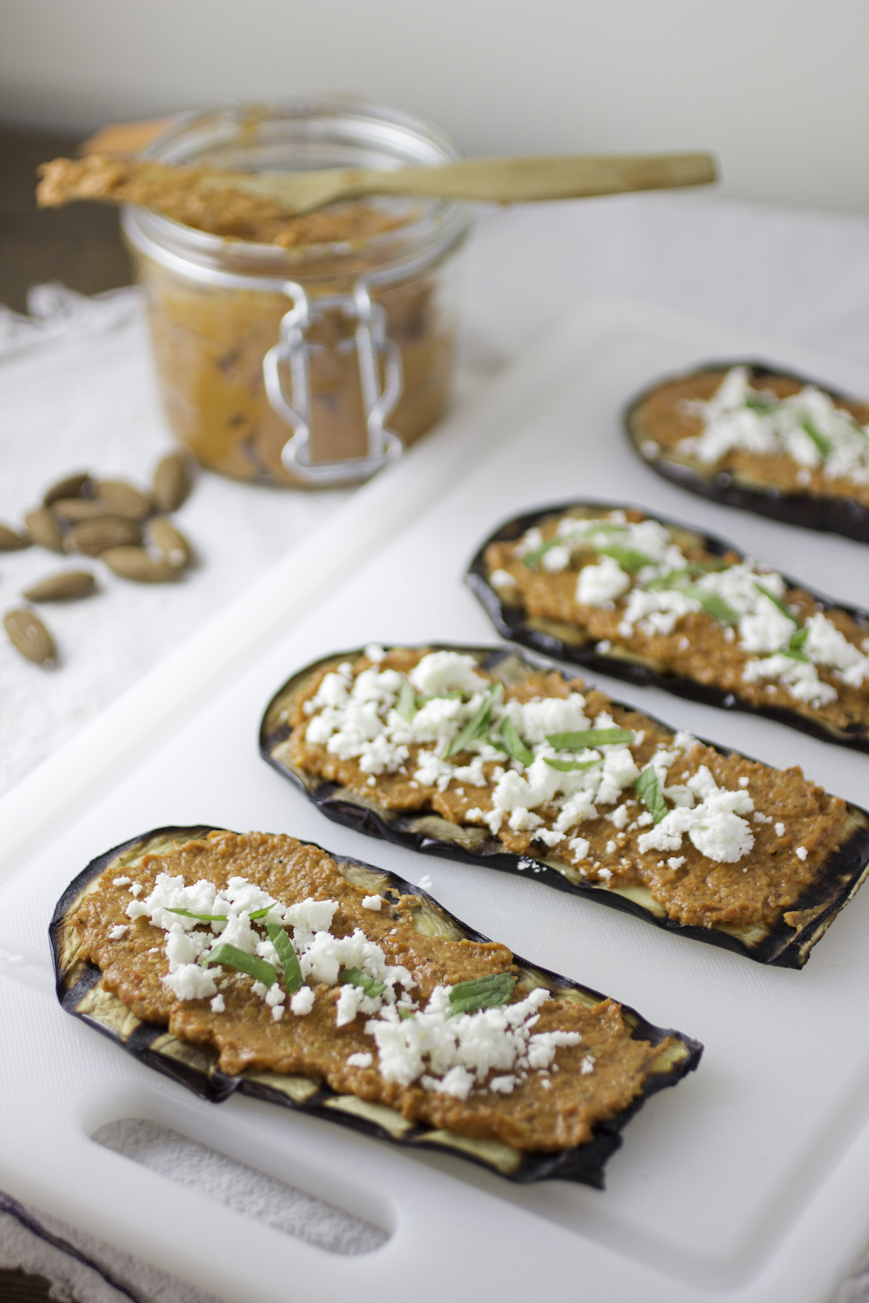 grilled-eggplant-with-romesco-recipe