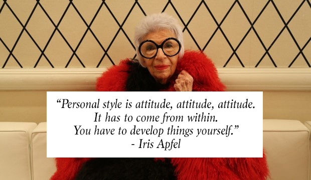 20 Great Quotes on Style: That's All.