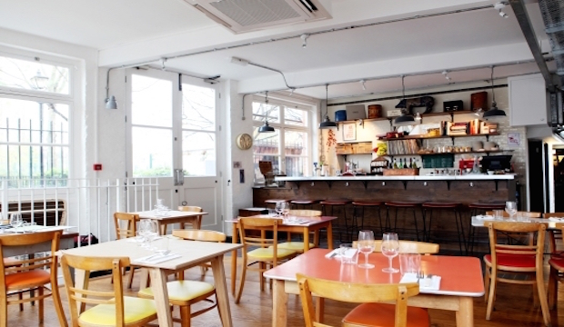 Leila's Café: Recommended by: Yasmin Sewell (Fashion Designer)