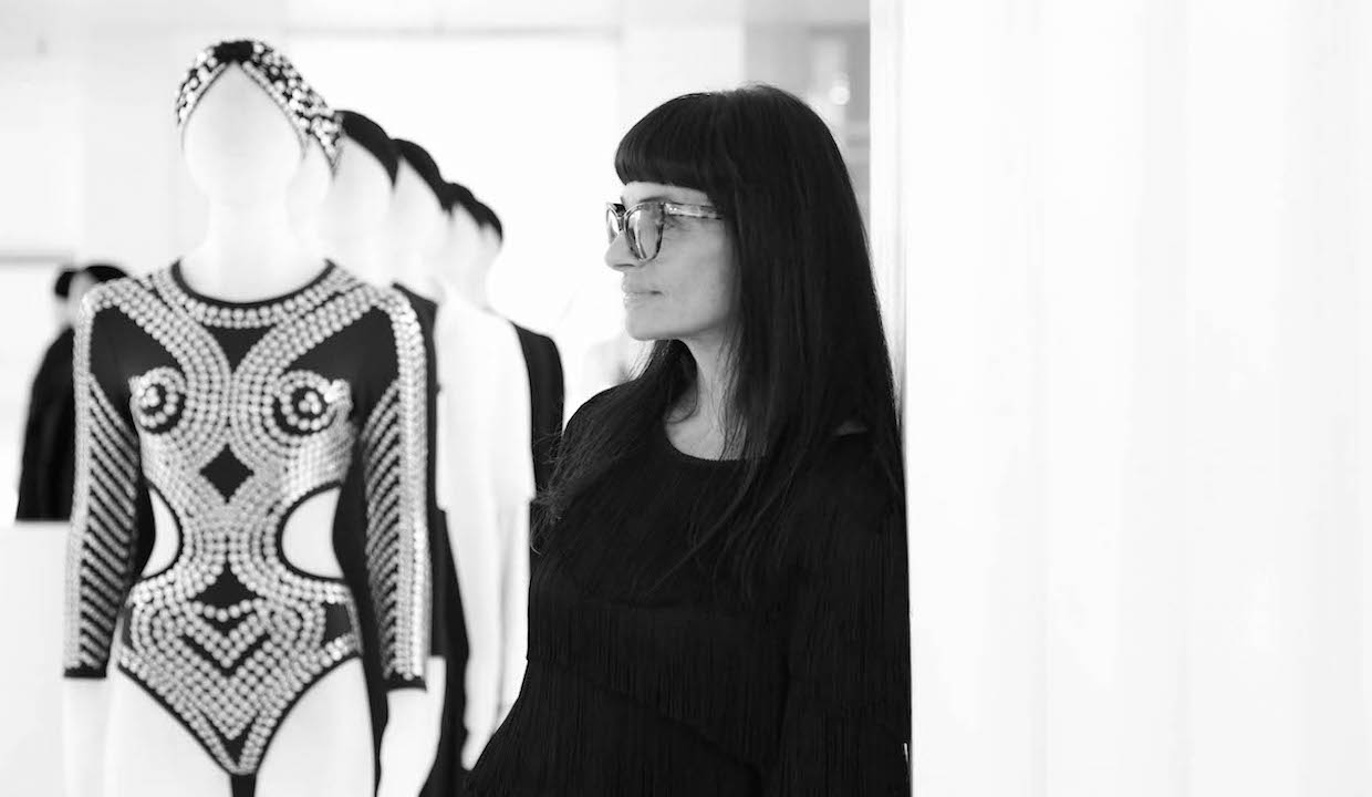 Designer Norma Kamali: Works Out Every Day & Says No More Shoulder Pads