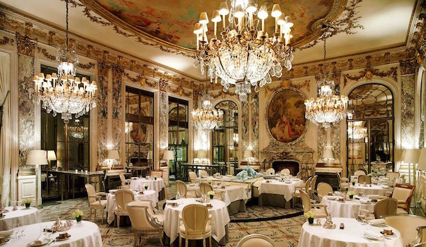 Restaurant le Meurice: Recommended by: Isabelle Fuhrman (Actress)