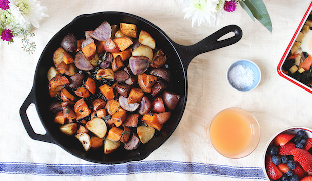roasted-potato-medley