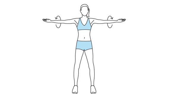 how-to-do-arm-circles