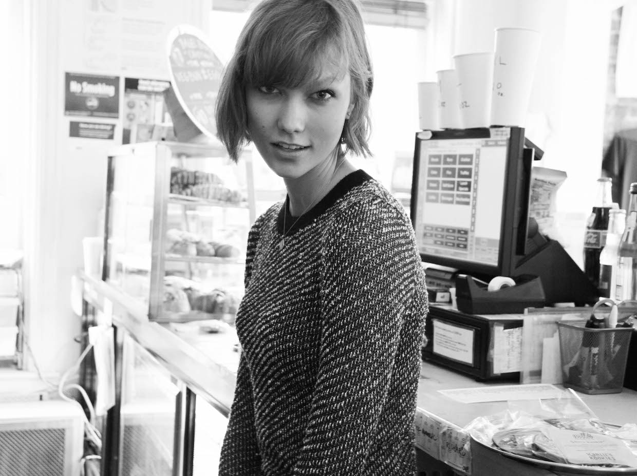You Hardly Know Youre In City Of >> Model Karlie Kloss: You're Welcome For These Outtakes — The New Potato