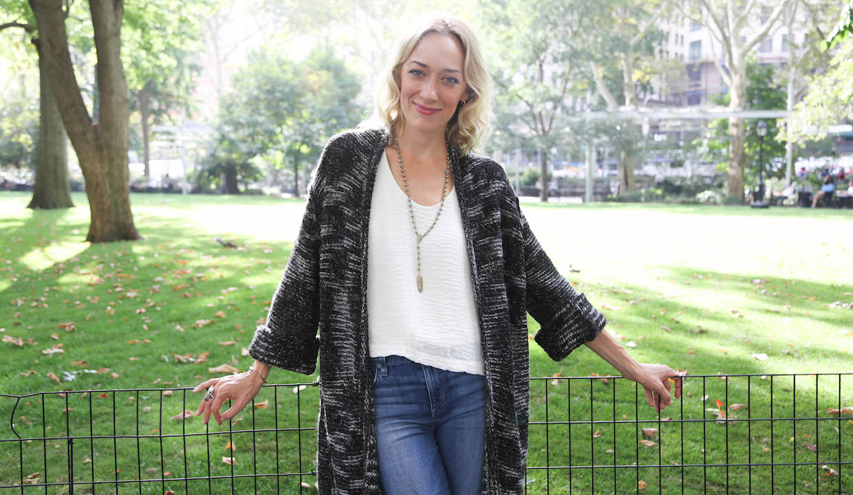 Health Guru Kris Carr: On Coconut Oil, Asian Noodle Bowls & Staying Hydrated