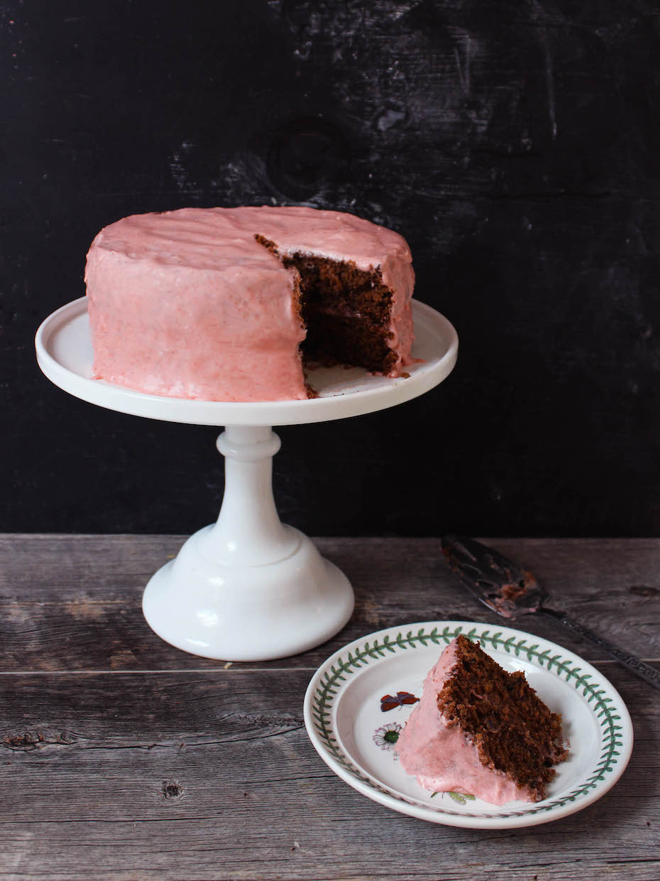 Gluten-Free Chocolate Birthday Cake Recipe From Scratch