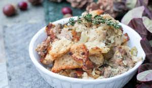 Paleo Thanksgiving Stuffing
