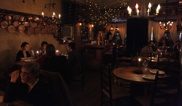 Convivium Osteria: Recommended by: Jessica Richards (Shen Beauty)