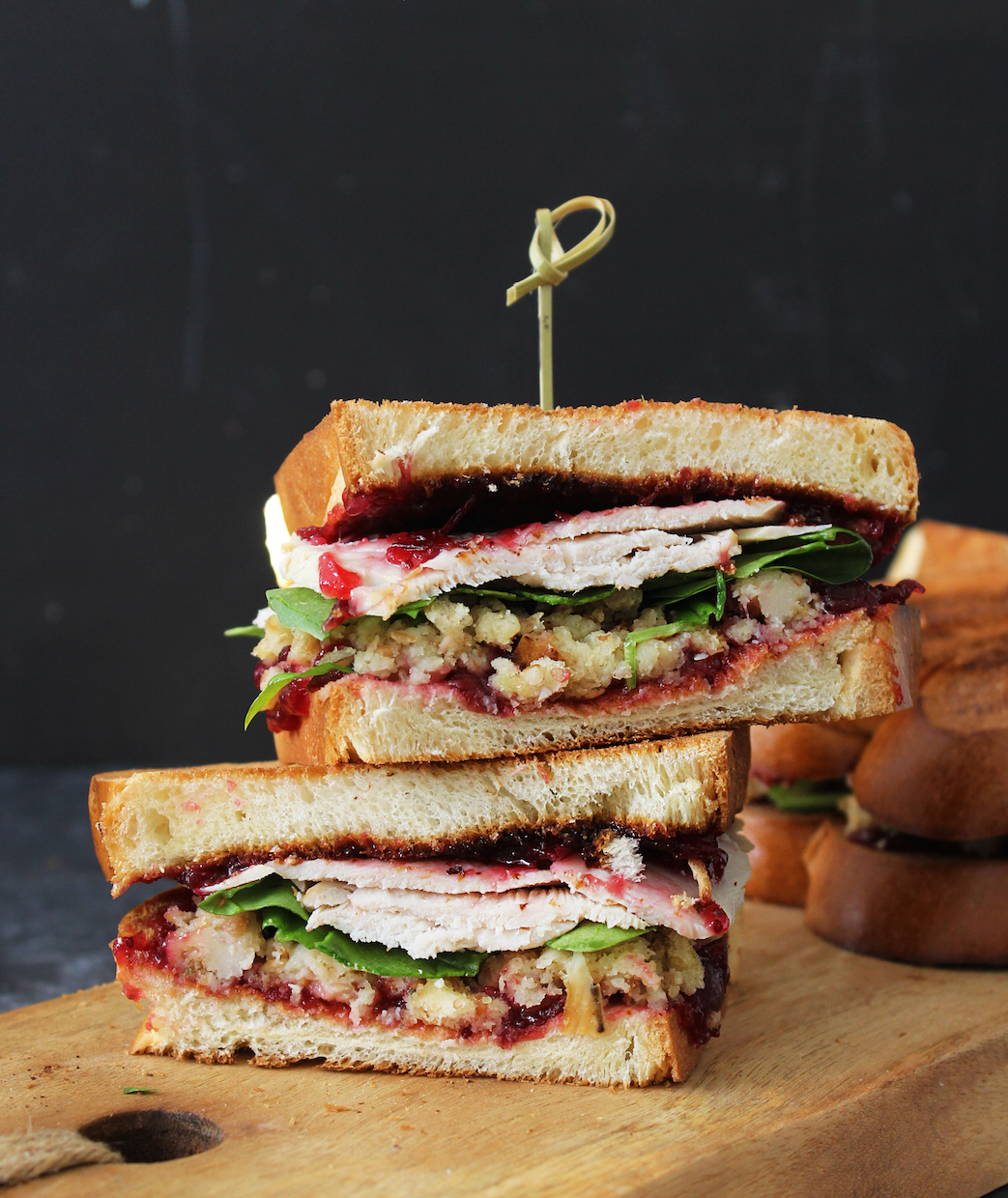 What To Do With The Leftovers: Turkey Sandwich, Anyone