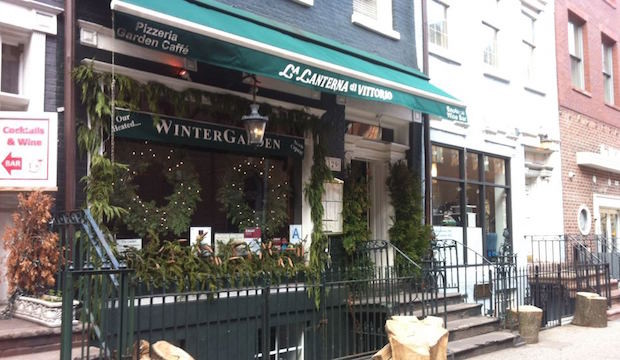 La Lanterna di Vittorio | Restaurants in Greenwich Village, New York