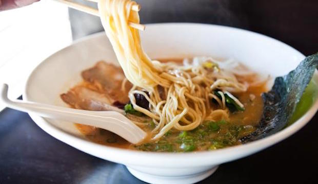 Silverlake Ramen: Recommended by: Aubrey Peeples (Actress)