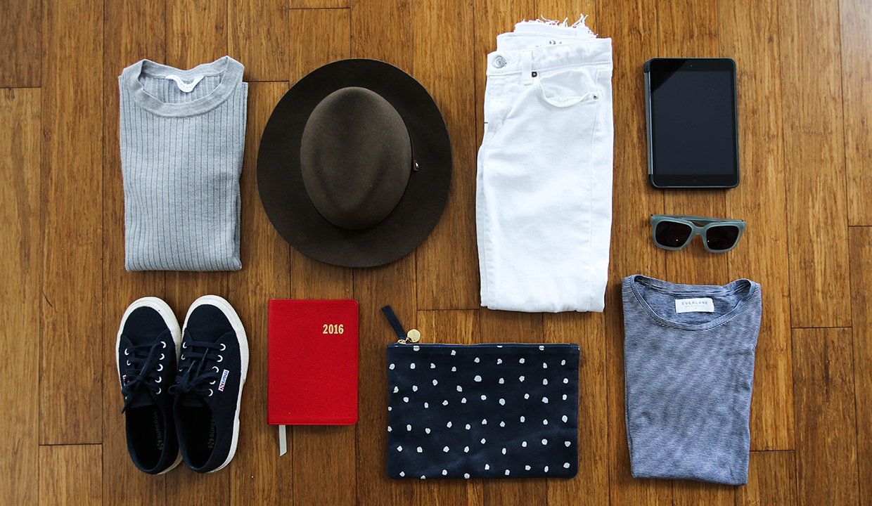 The Well-Edited Carry-On: Minimalists Travel Stress Free