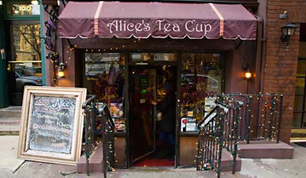 Alice's Tea Cup Chapter II: Recommended by: Brooke Burke (TV Personality)
