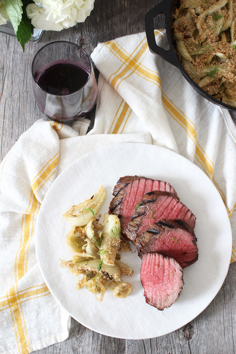 easy oven beef tenderloin