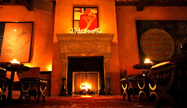 Best Restaurants With Fireplace NYC 2015