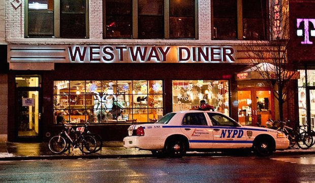 Westway Diner: Recommended by: Randy Skinner (Choreographer)