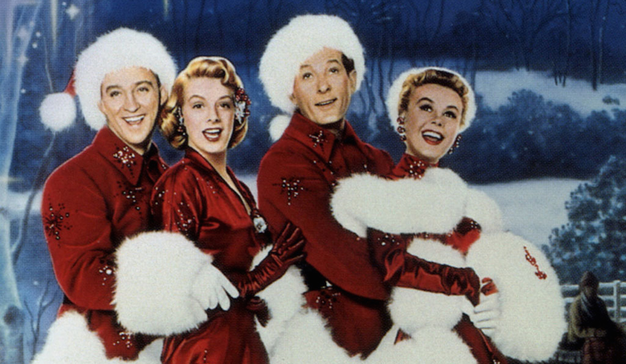 white christmas this one is an oldie but a goodie it follows the journey of four performers who find themselves at a vermont lodge where they need to make - Christmas Movies On Tonight