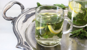 Detox Lemon Mint Tea