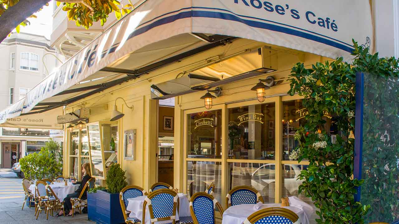 Rose's Cafe: Recommended by: Vanessa Traina (Co-Founder, The Line)