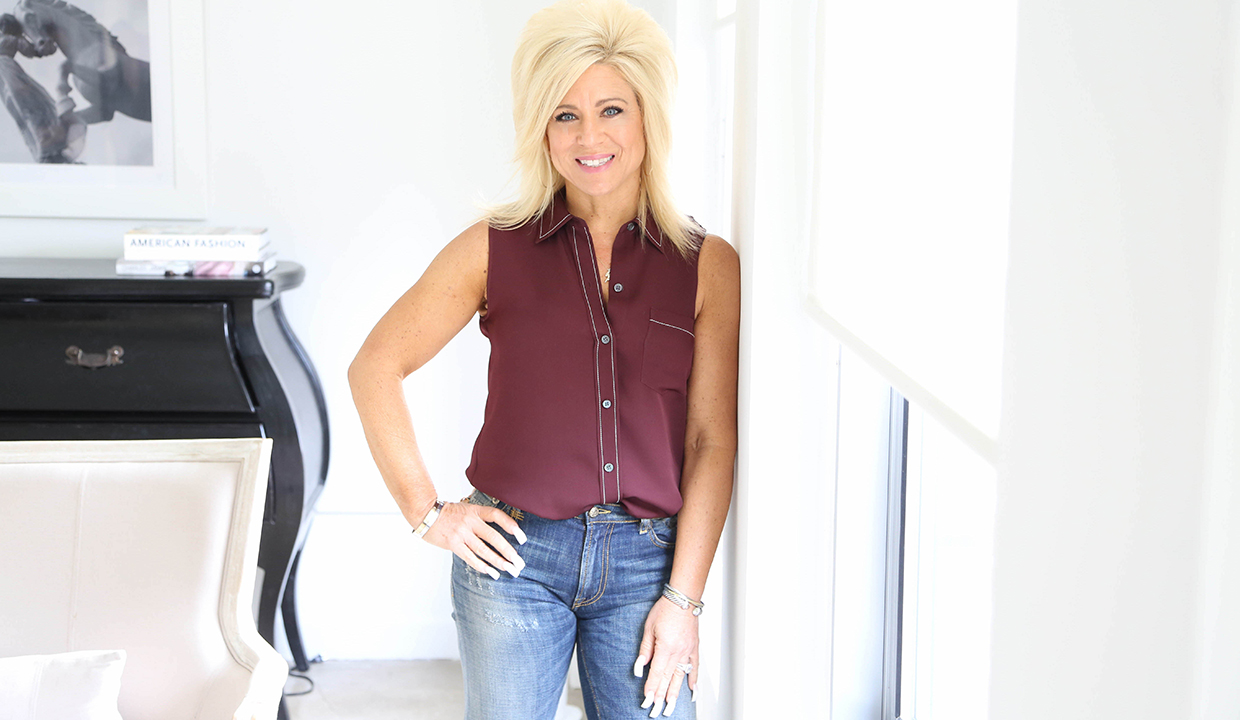 Long Island Medium's Theresa Caputo: On Being A Medium And Her Grandmother's French Toast
