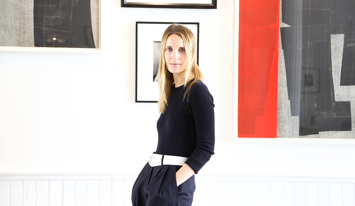 The Line's Vanessa Traina: On Minimalism and Style In Context
