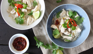Chicken Pho - Get the Recipe!
