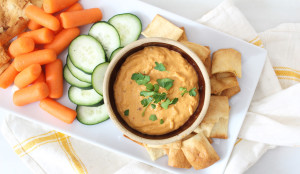 Smoky Chipotle White Bean Dip