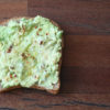 7. Gluten-free or sprouted grain toast with avocado, nut butter or a hard boiled egg