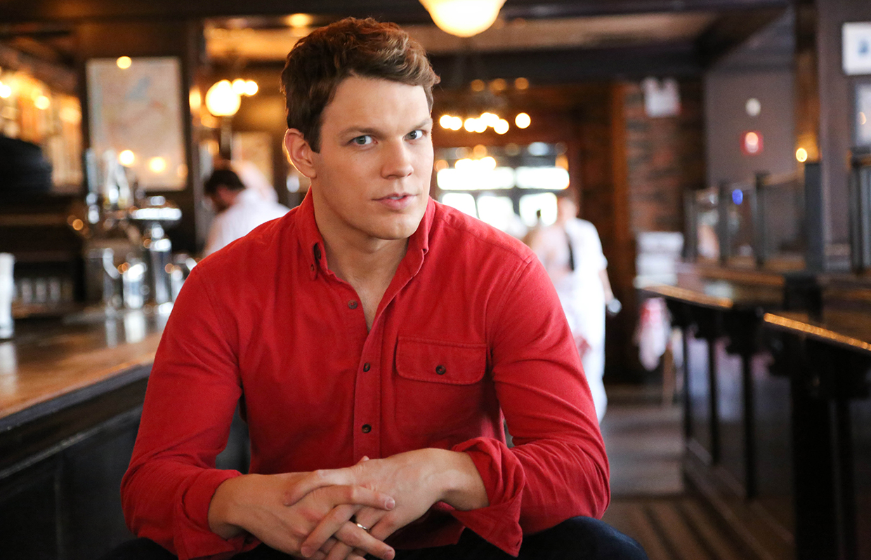 jake lacy height