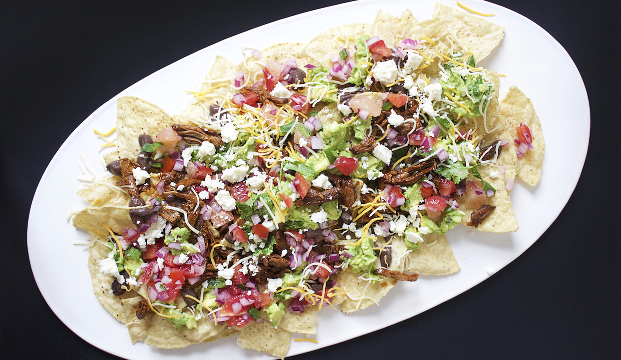 Braised Short Rib Nachos: TNP Originals