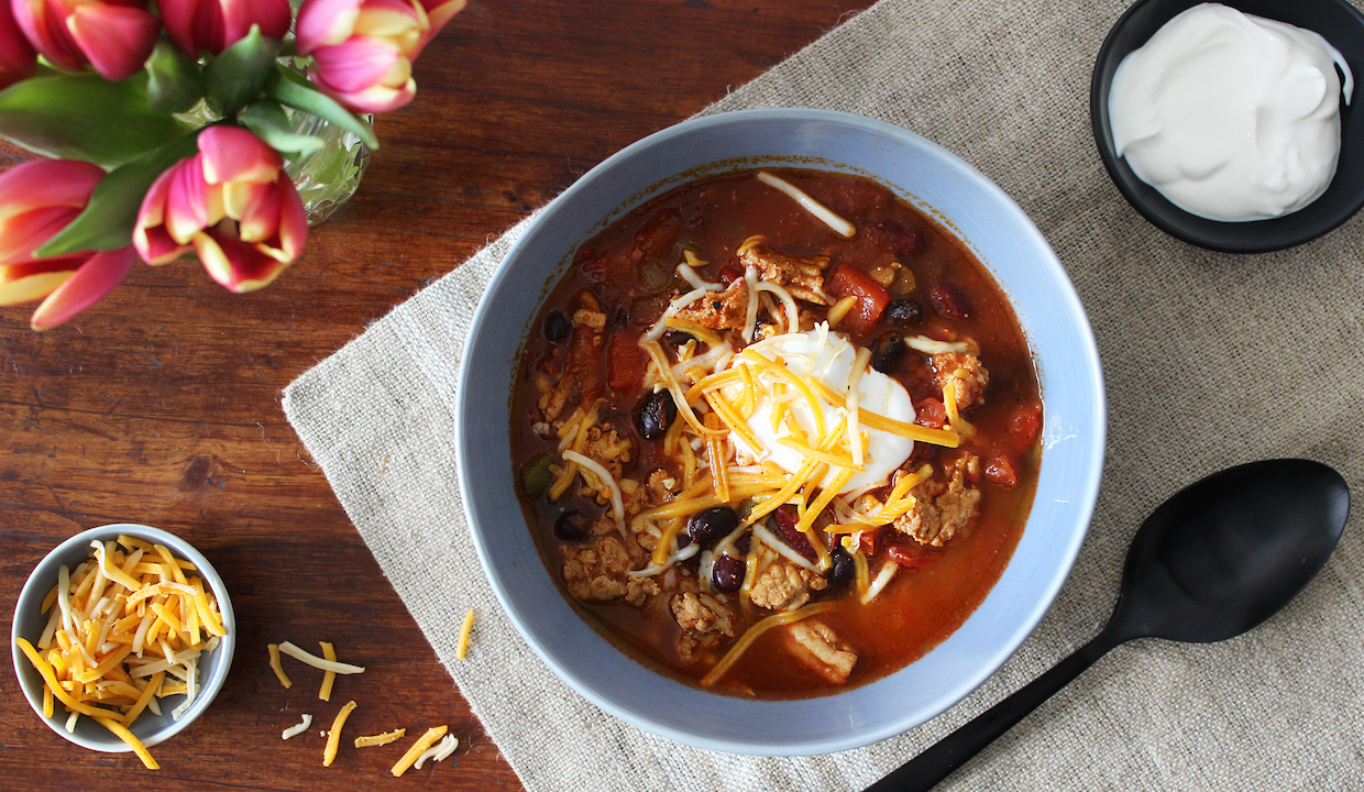 Turkey Chili: TNP Originals