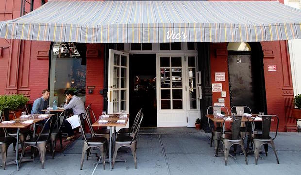 Vic's: Recommended by: Daphne Oz (TV Personality)