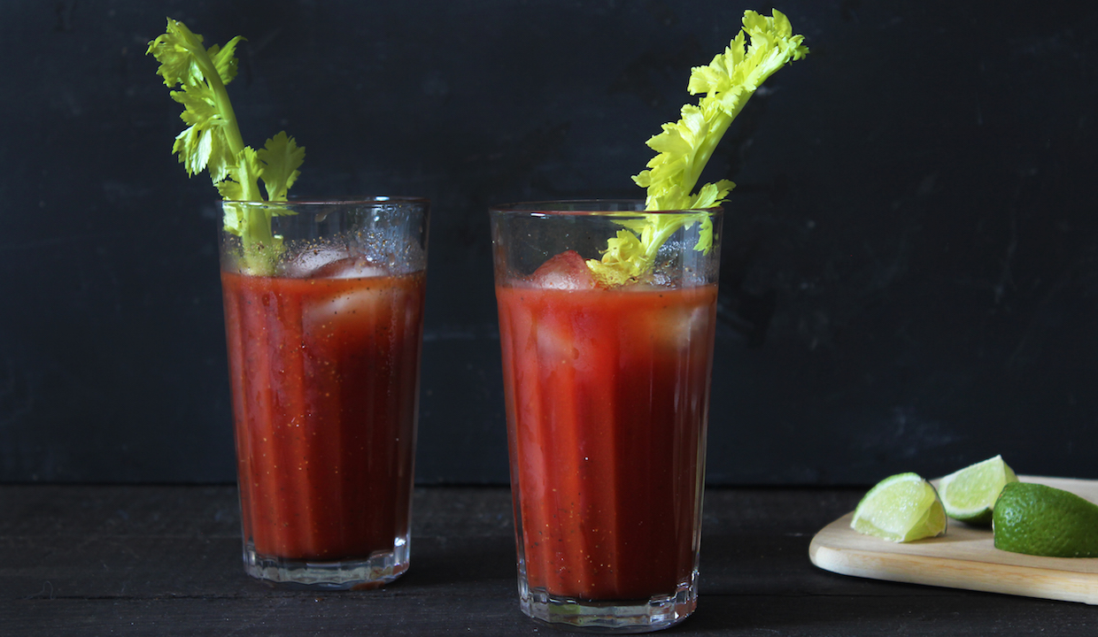 3 Diy Bloody Marys Recipes That Make At Home Brunching