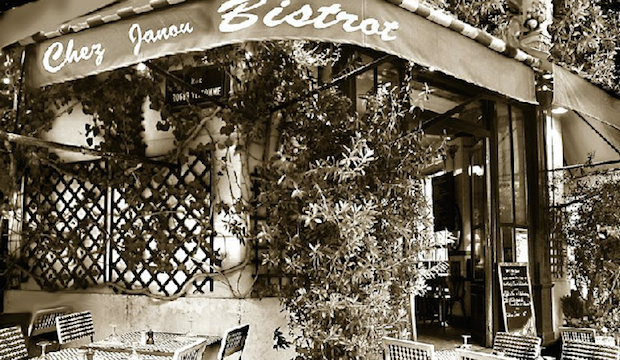 Chez Janou: Recommended by: Zanna Roberts Rassi (Editor/TV Personality)