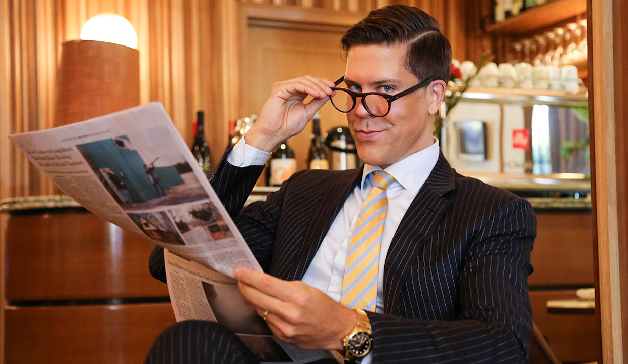 Fredrik eklund top broker in nyc