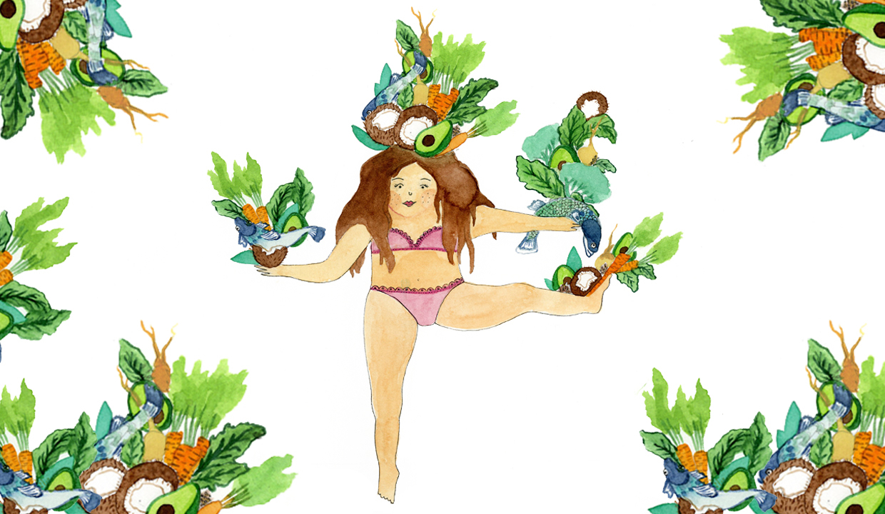 Hormone Balancing Foods & Workouts: Feel Good Through Every Phase Of Your Cycle