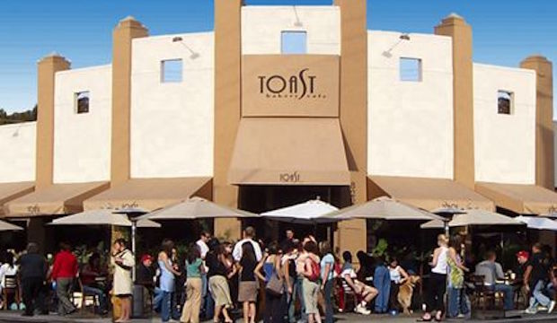 Toast Bakery Cafe: Recommended by: Tori Spelling (Actress)