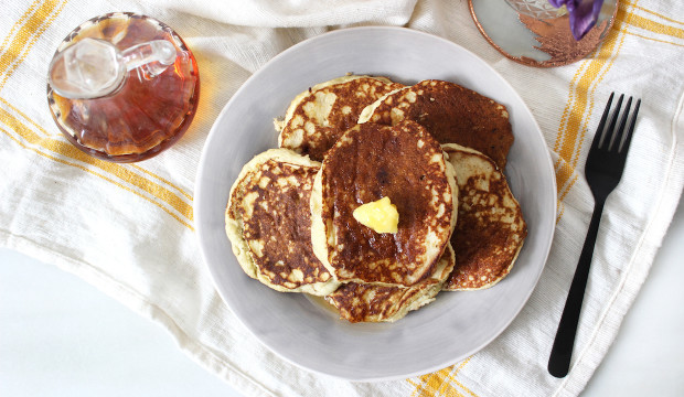 Coconut Flour Pancakes - Get the Recipe Here!
