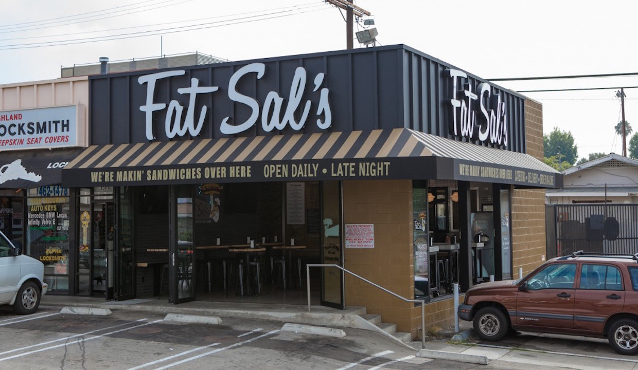 Fat Sal's: Recommended by: Tracee Ellis Ross (Actress)