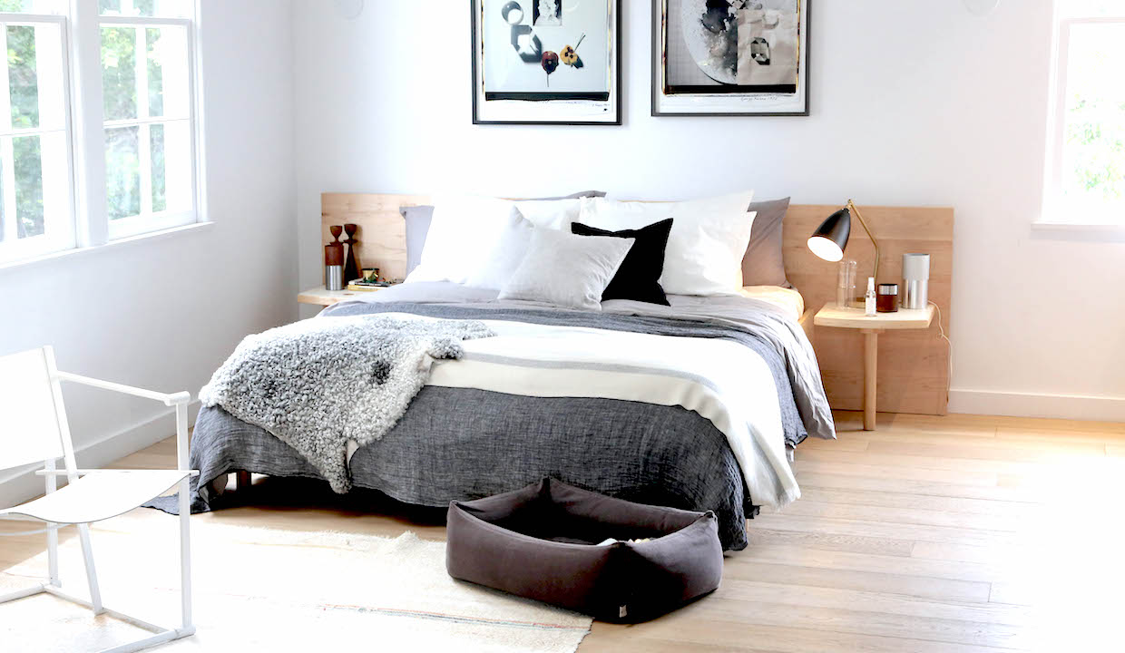 10 things to freshen your bedroom it s time to spruce - How to furnish a small bedroom ...