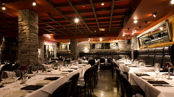 Mastro's Steakhouse: Recommended by: Kourtney Kardashian (TV Personality)