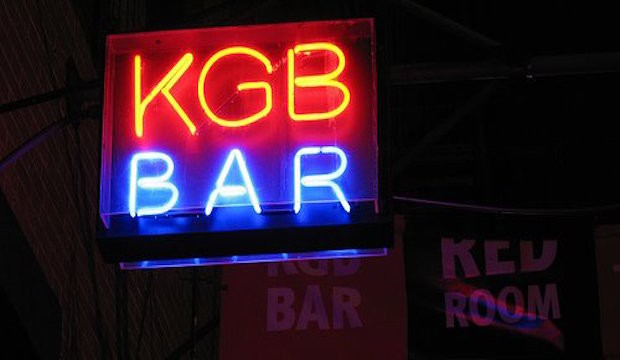 Image result for kgb bar