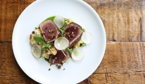 Spice Crusted Tuna