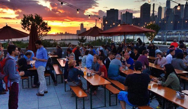 15 Outdoor Patios In Brooklyn Whether You Live There Or